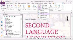 آموزش تبدیل PDF به Word